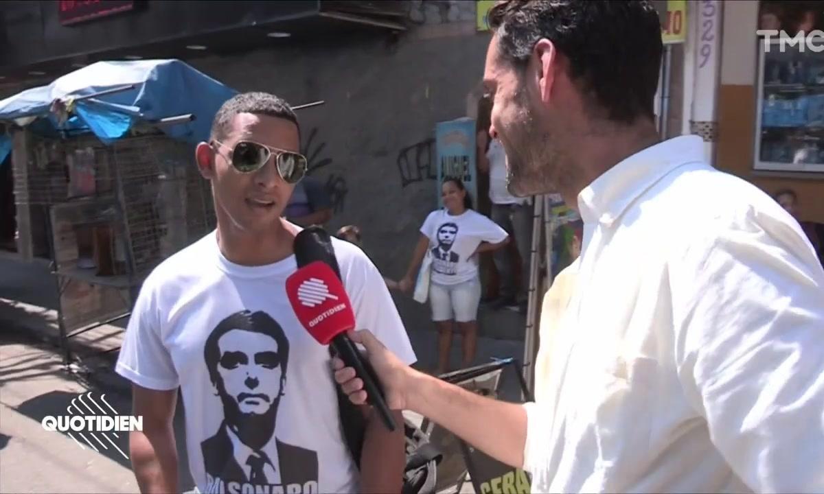 Élections au Brésil : qui est Jair Bolsonaro, le candidat de l'extrême-droite ?