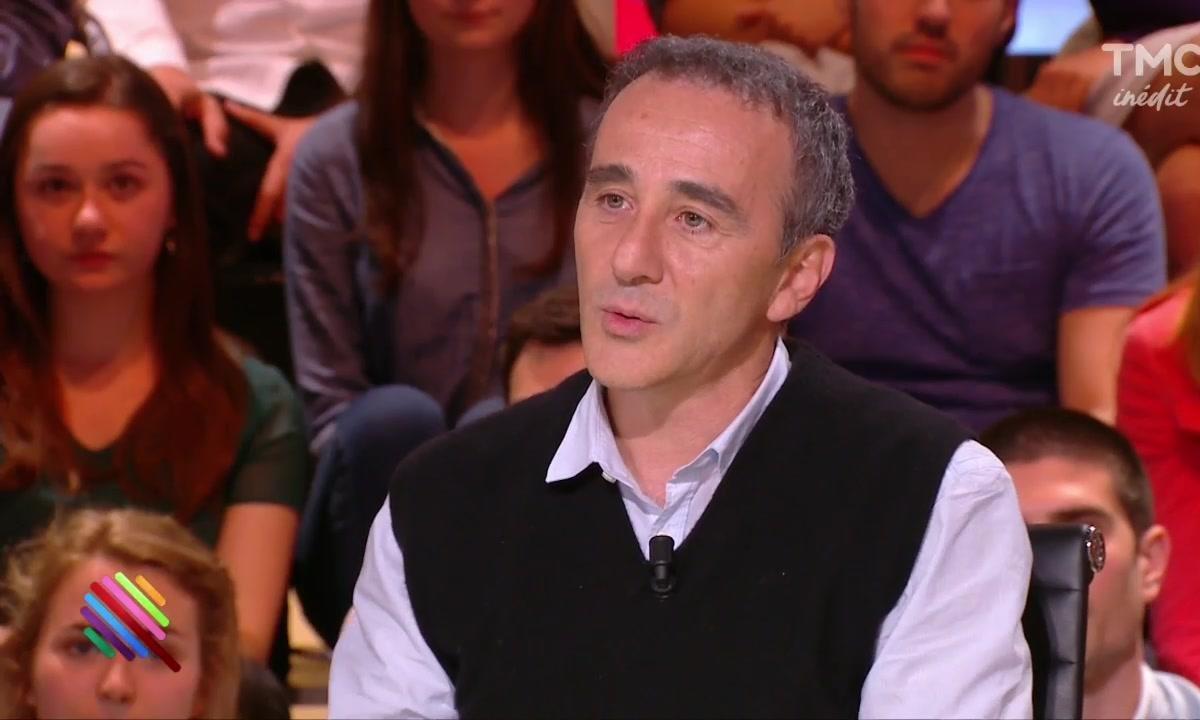 """Elie Semoun sur la polémique Hanouna : """"C'est un accident, un mauvais sketch"""""""