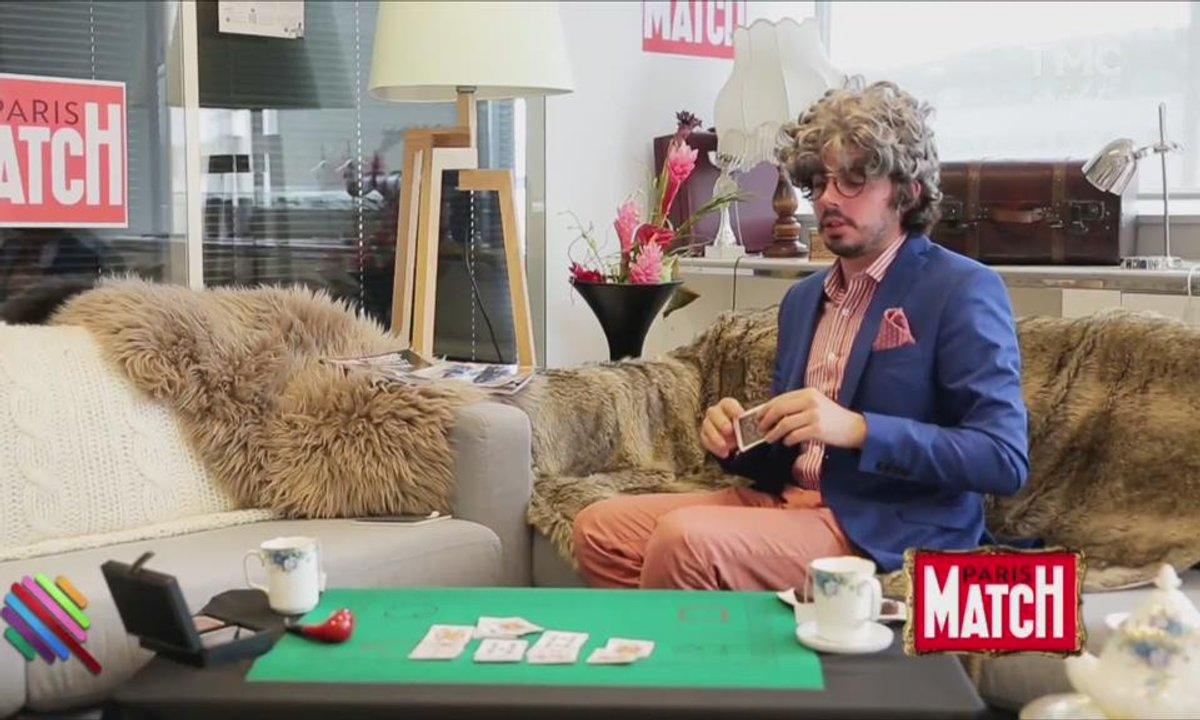 Eric et Quentin : Tous accros à la poudre de perlimpinpin à Paris Match