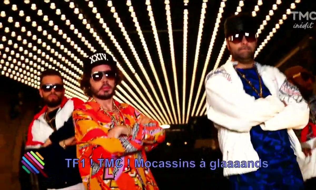 """Eric et Quentin : """"TF1, TMC, Mocassins à glands"""", le tube de fin de saison"""