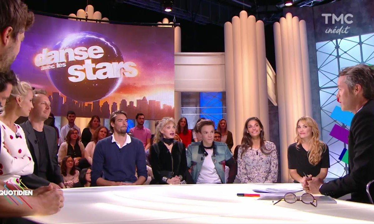 """Exclu : découvrez les 10 stars de """"Danse avec les stars""""  saison 8"""