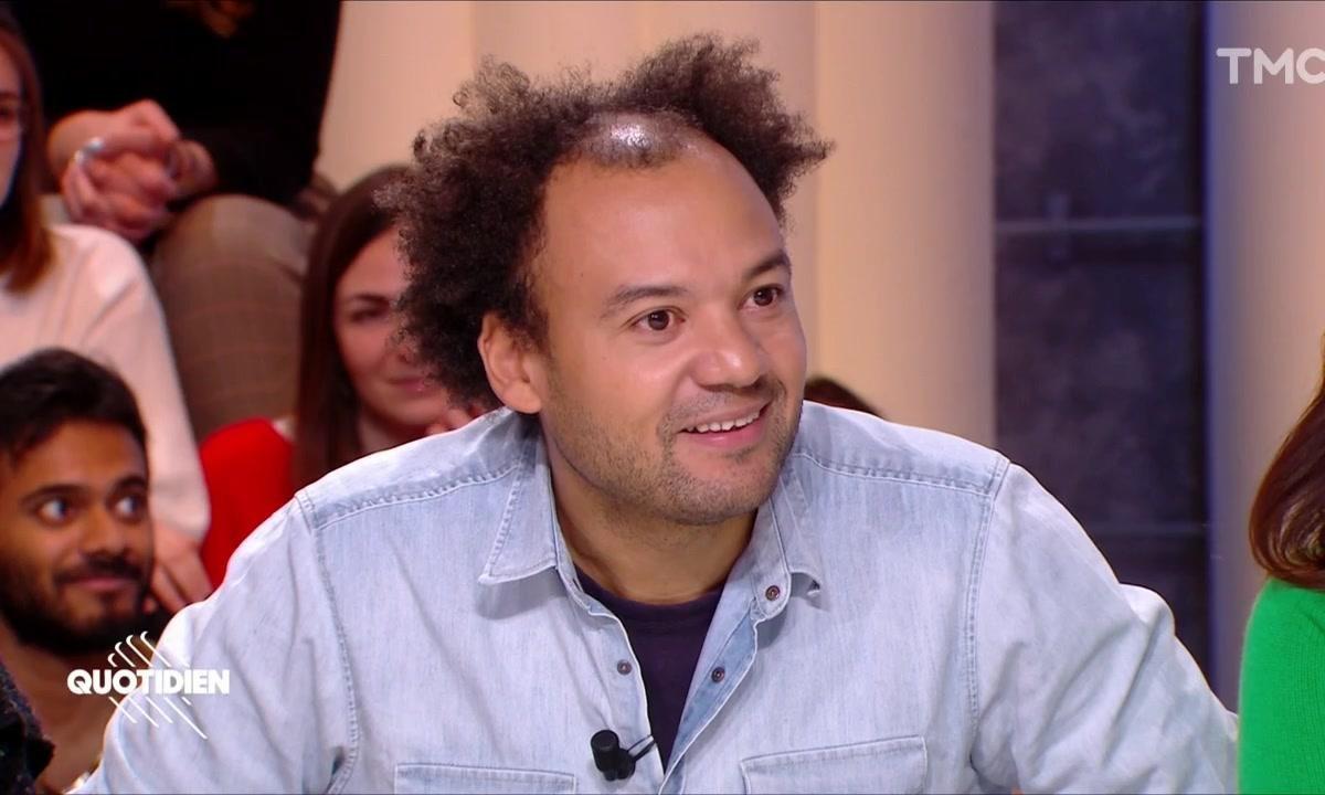 """Invité : Fabrice Eboué revient avec """"Plus rien à perdre"""""""