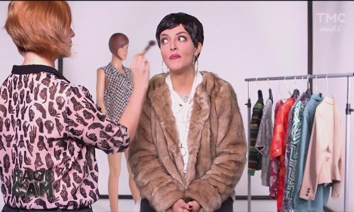 Face Cam : Camille Lellouche en Cristina Cordula