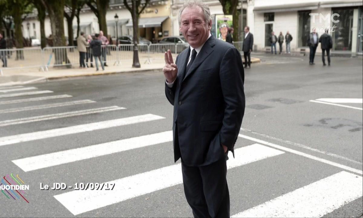 """Fait du jour : François Bayrou reprend du """"galon"""""""