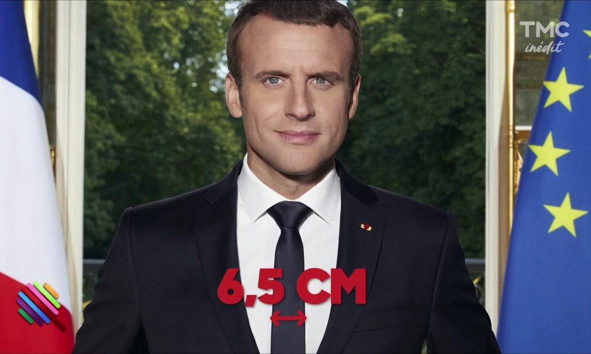 La fashion hotline de Marc Beaugé : fashion-faux-pas pour Macron