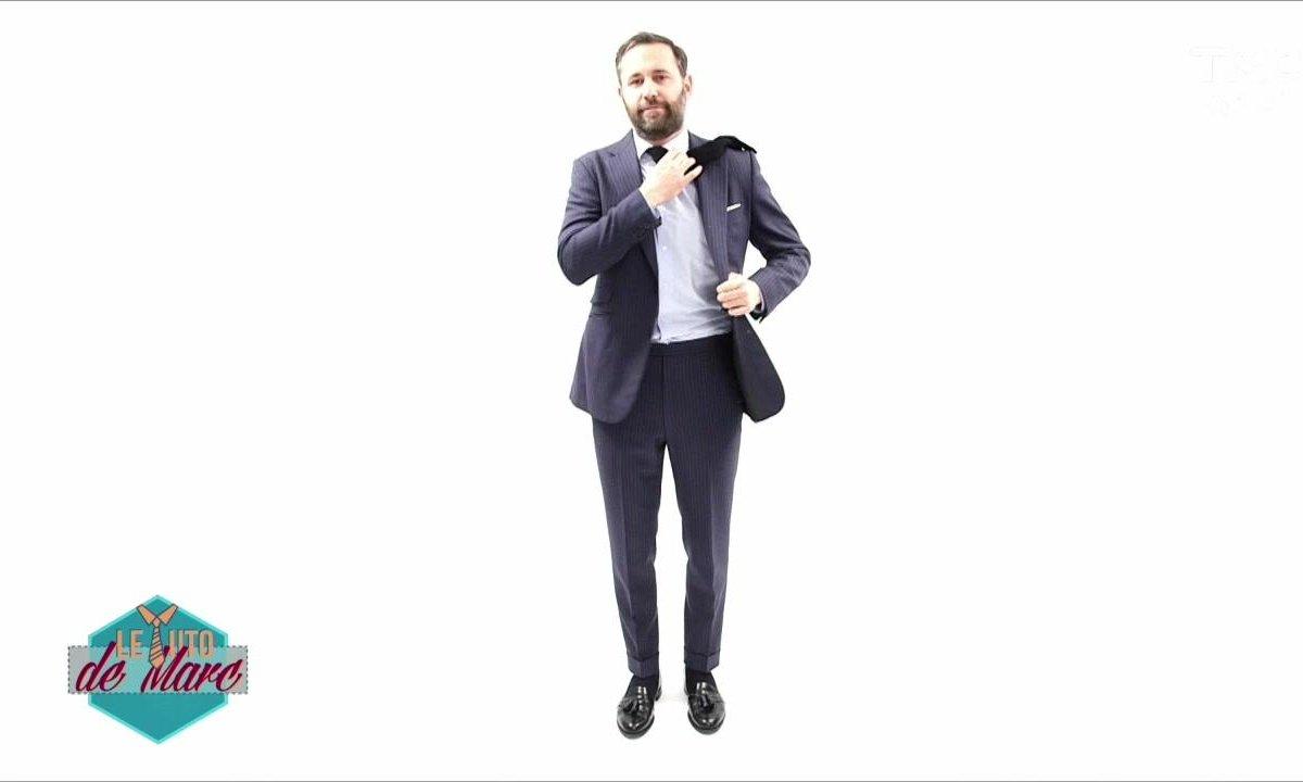 Fashion Hotline de Marc Beaugé : Comment porter un costume ?