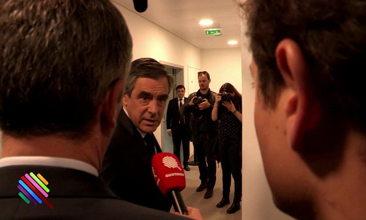 """François Fillon persiste et signe : """"Il y a eu d'autres attaques hier soir"""""""