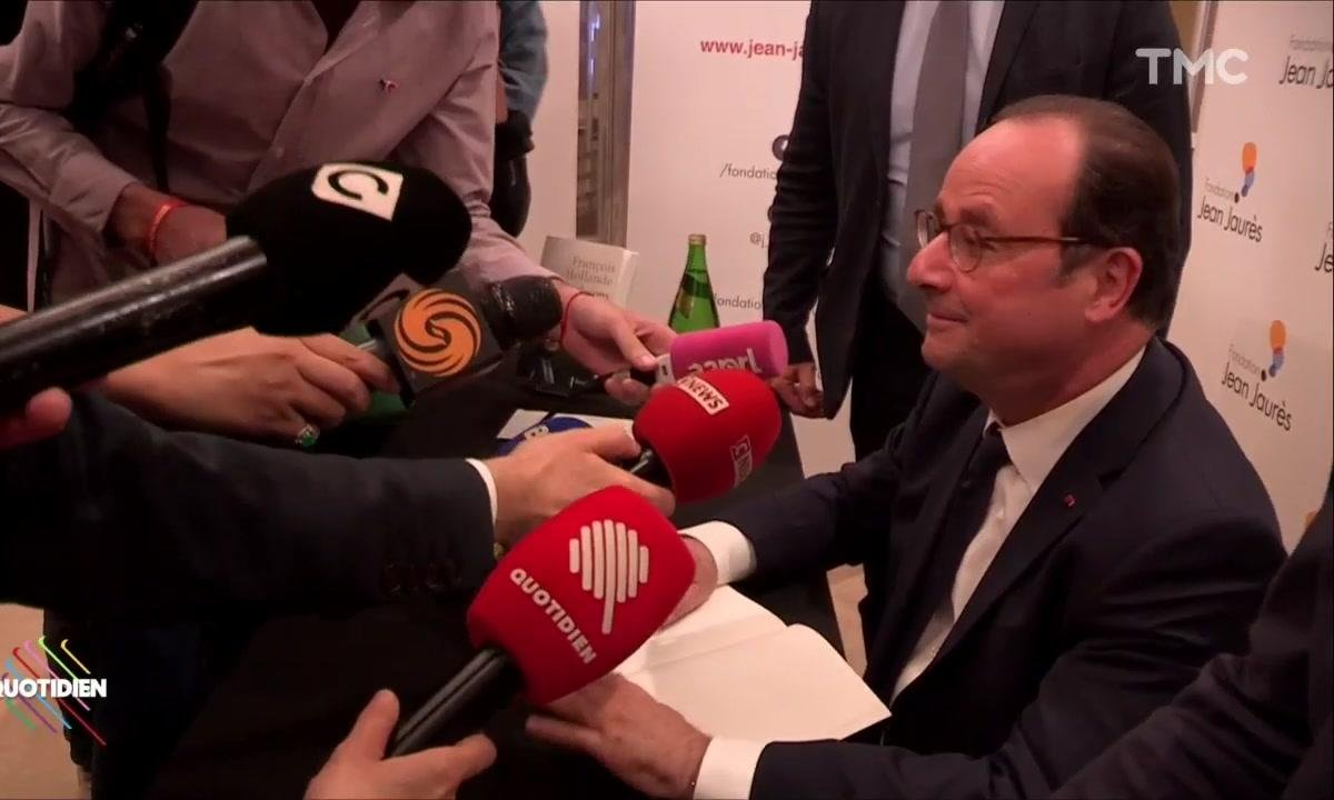 François Hollande fait son droit d'inventaire (et ça agace la gauche)