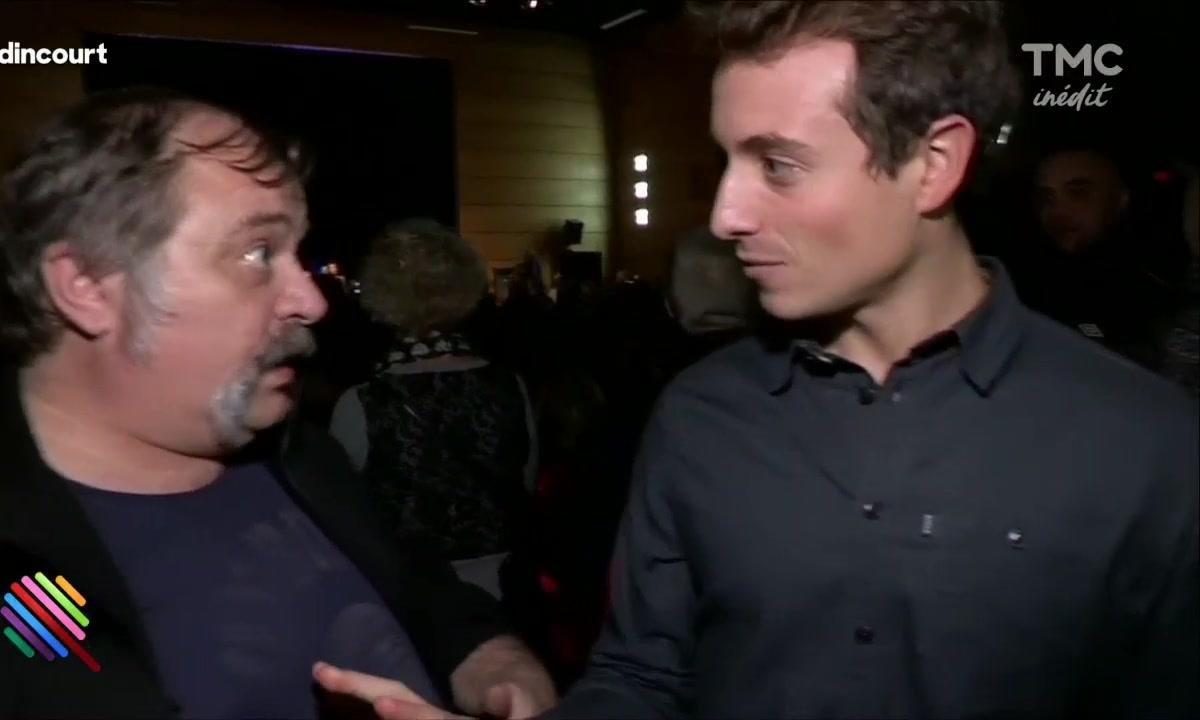 Hugo Clément agressé pendant le meeting de Manuel Valls