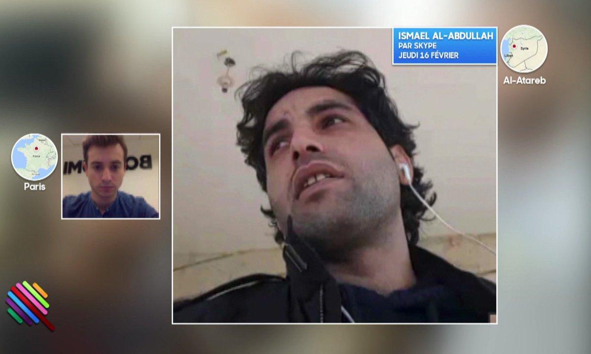 Ismaël de retour en Syrie, Hugo a pris de ses nouvelles