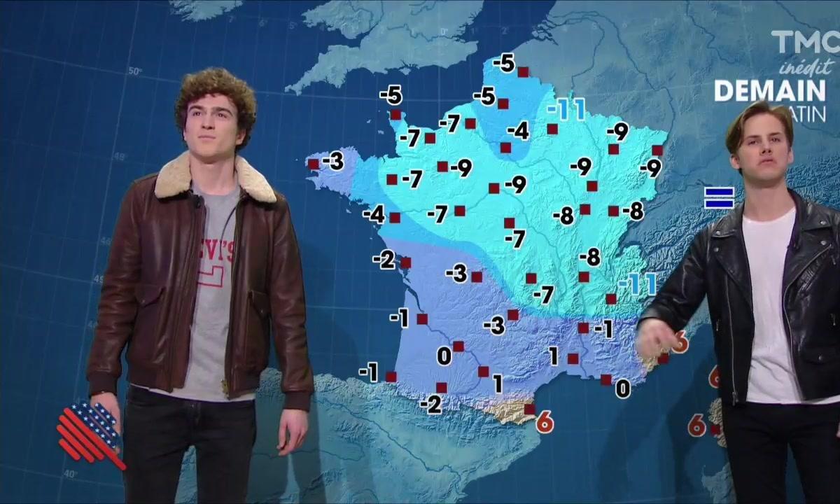 La météo du 20 janvier by Ofenbach