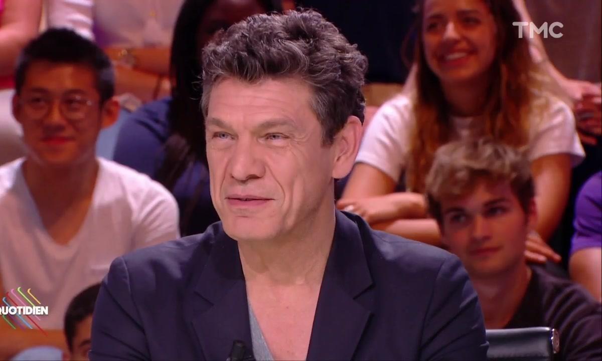 """Invité : Marc Lavoine pour son dernier album """"Je reviens à toi"""""""