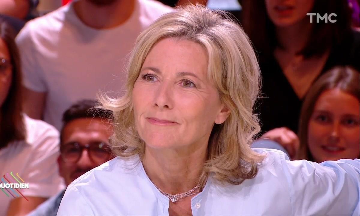 """Invitée : Claire Chazal pour son livre """"Puisque tout passe – Fragments de vie"""""""