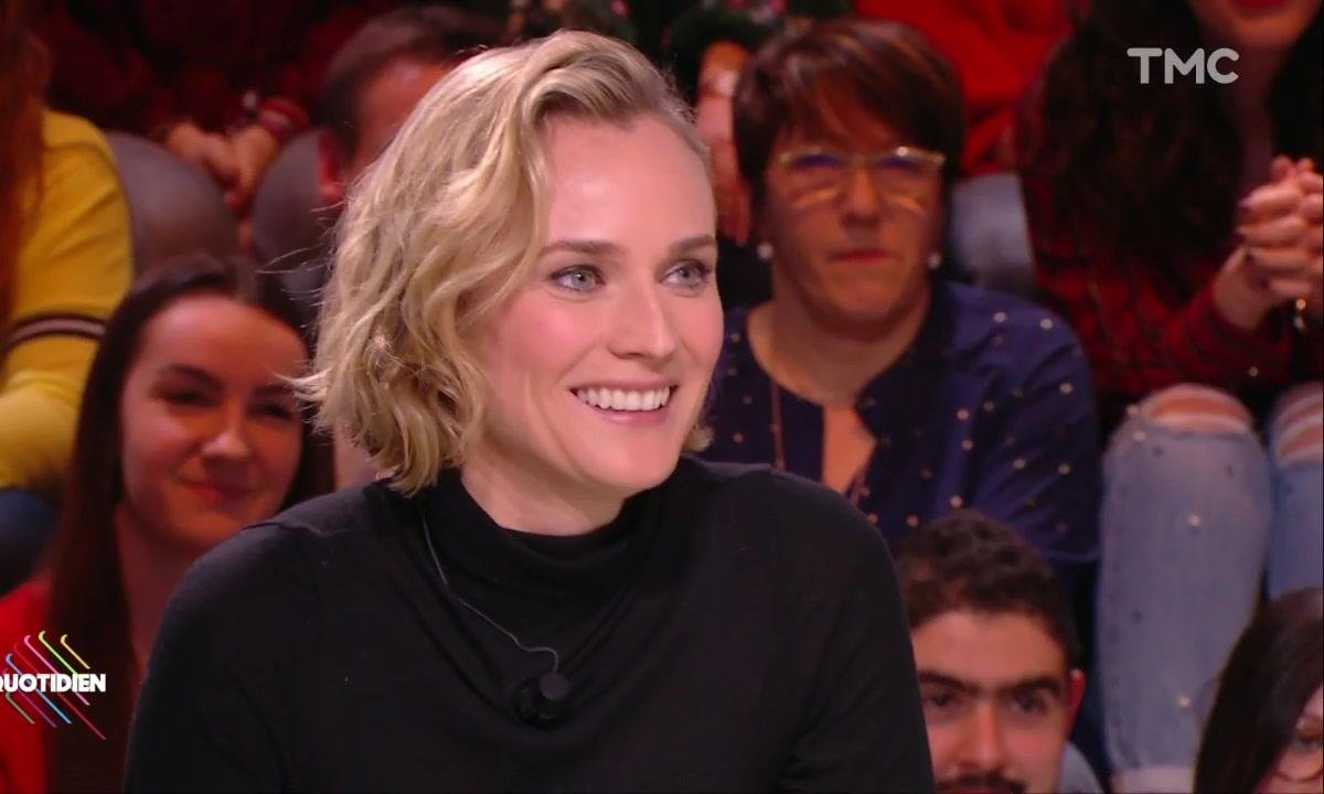 """Invitée : Diane Kruger pour """"In the fade"""""""