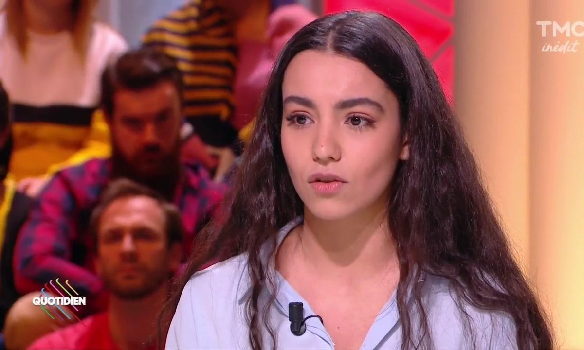 Invitée : Lina El Arabi au théâtre avec « Mon Ange »