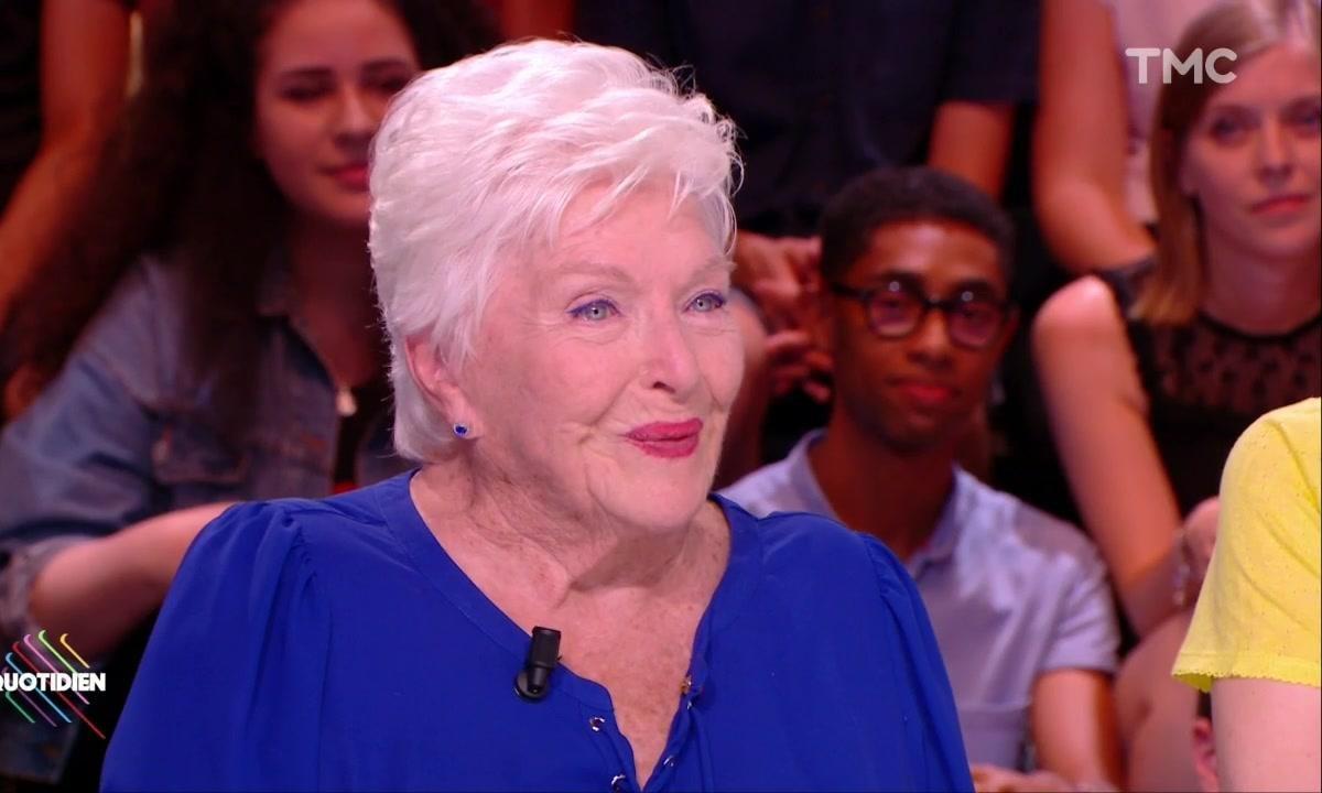 Invitée : Line Renaud, 90 ans, le bonheur devant elle