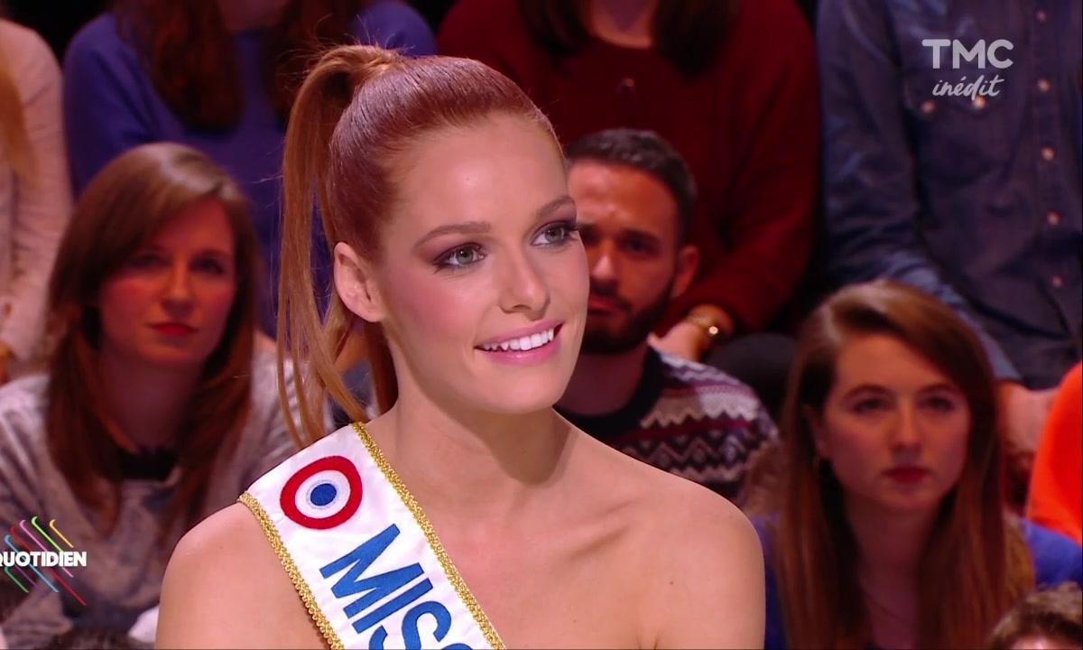 Invitée : Maëva Coucke est la nouvelle Miss France 2018