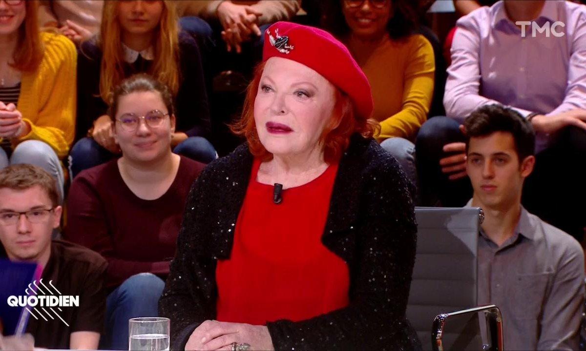"""Invitée : Régine, pour son autobiographie """"Gueule de nuit"""""""