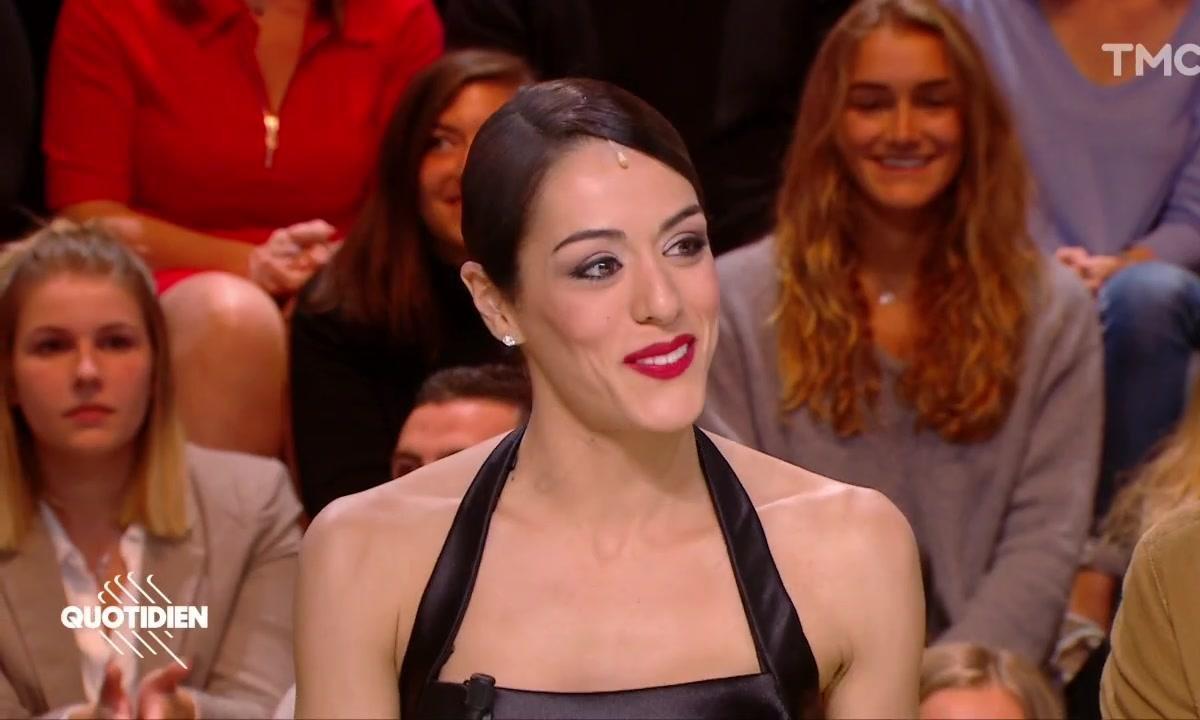 """Invitée : Sofia Essaidi, de la troupe du spectacle """"Chicago"""""""