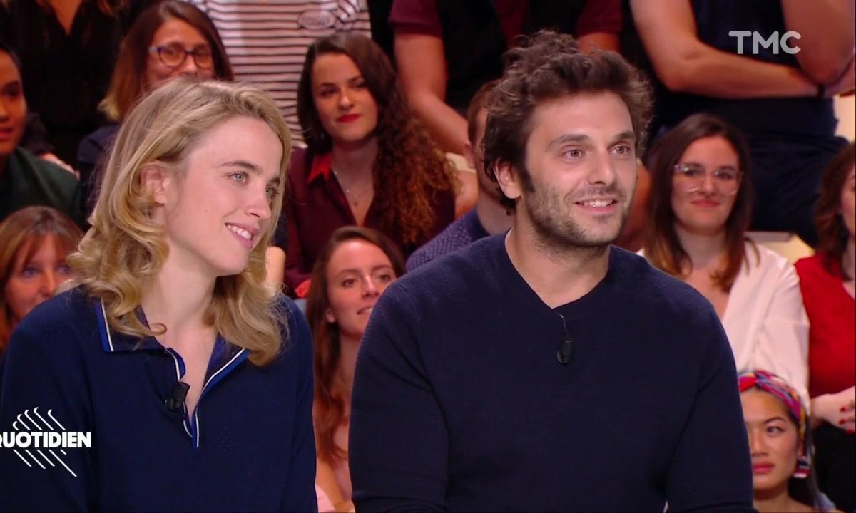 """Invités : Pio Marmai et Adèle Haenel, pour """"En liberté"""""""