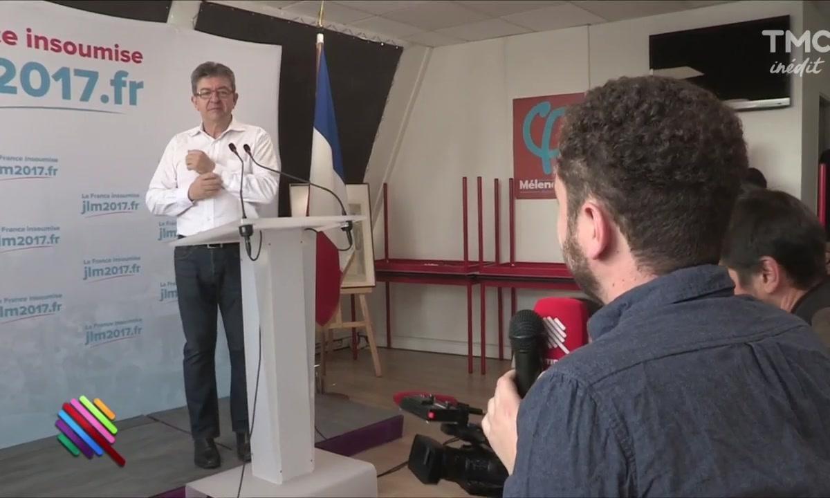 Jean-Luc Mélenchon sur Bernard Cazeneuve : polémique et rétropédalage pour le candidat insoumis