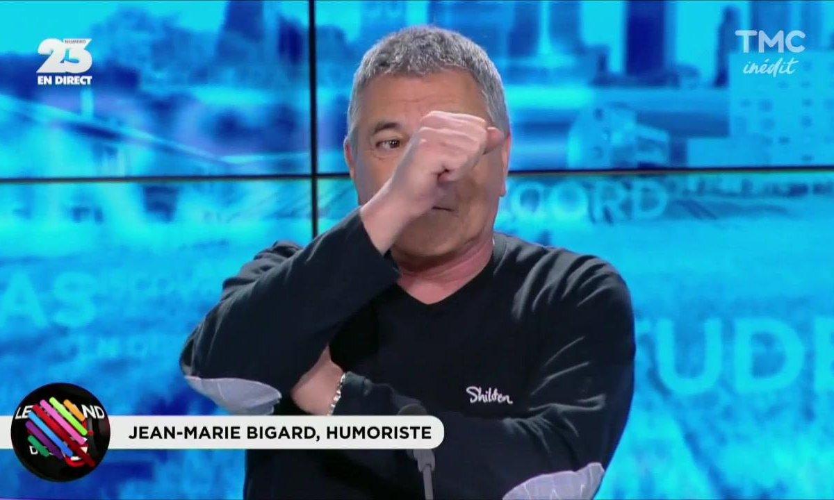 Jean-Marie Bigard libère les Grandes Gueules