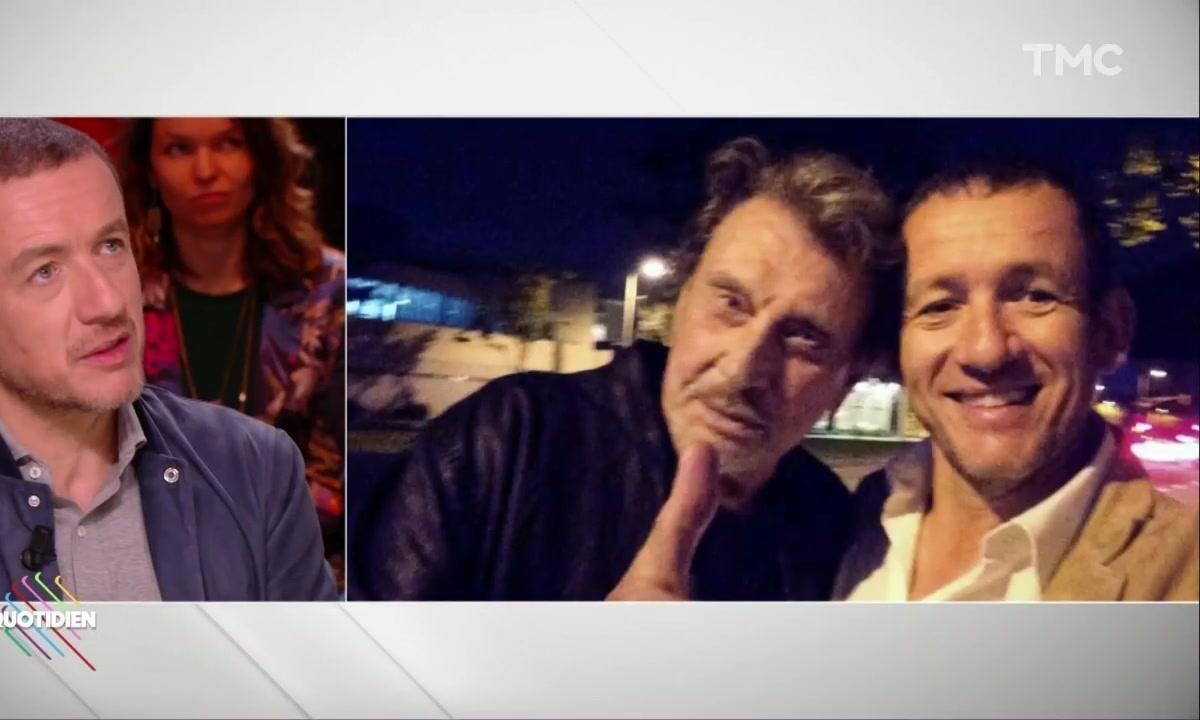 """Johnny Hallyday devait jouer dans """"La Ch'tite famille"""""""