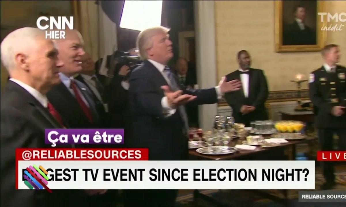 L'ancien patron du FBI auditionné : Donald Trump mal barré ?