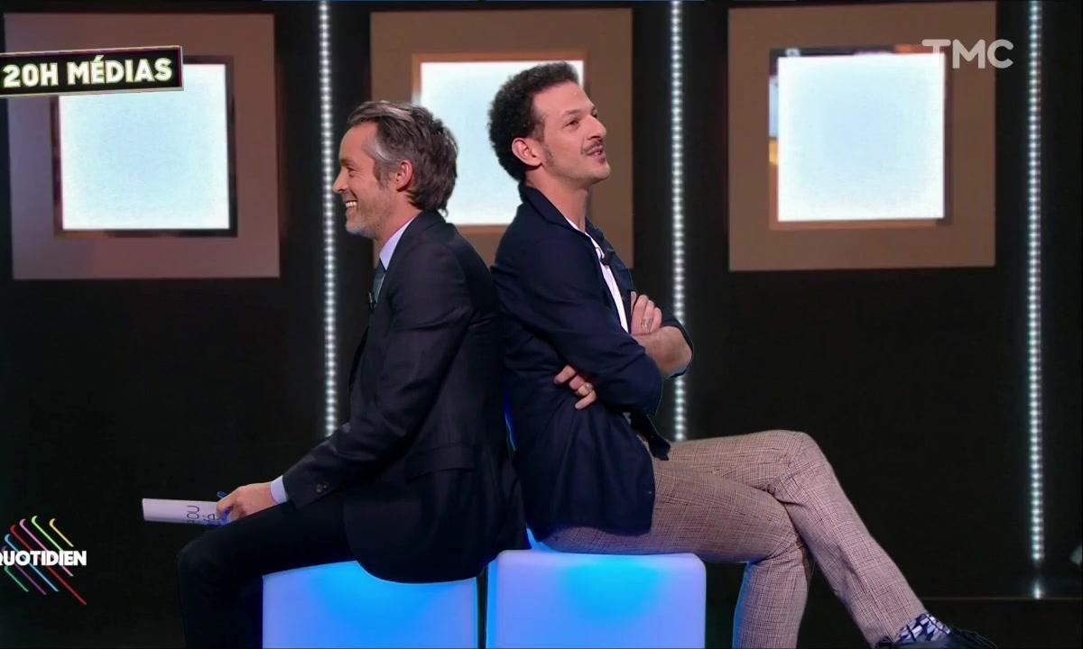 L'interview dos à dos de Vincent Dedienne par Yann Barthès