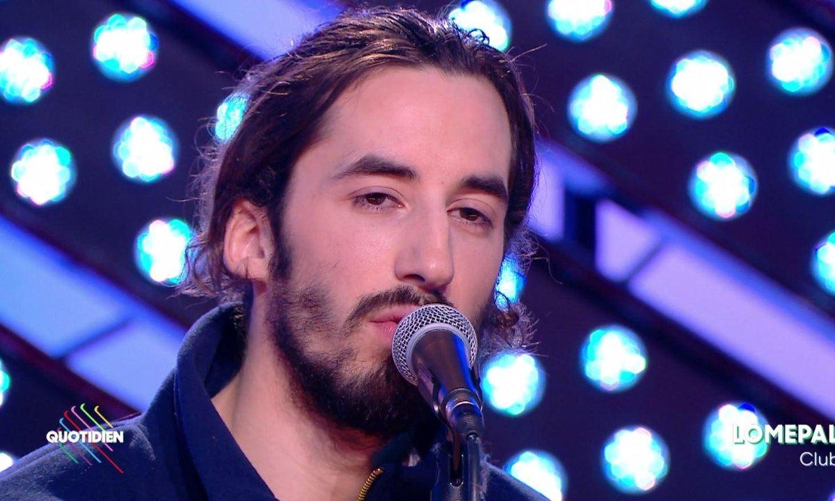"""Lomepal  : """"club"""" en live sur Quotidien (Exclu web)"""