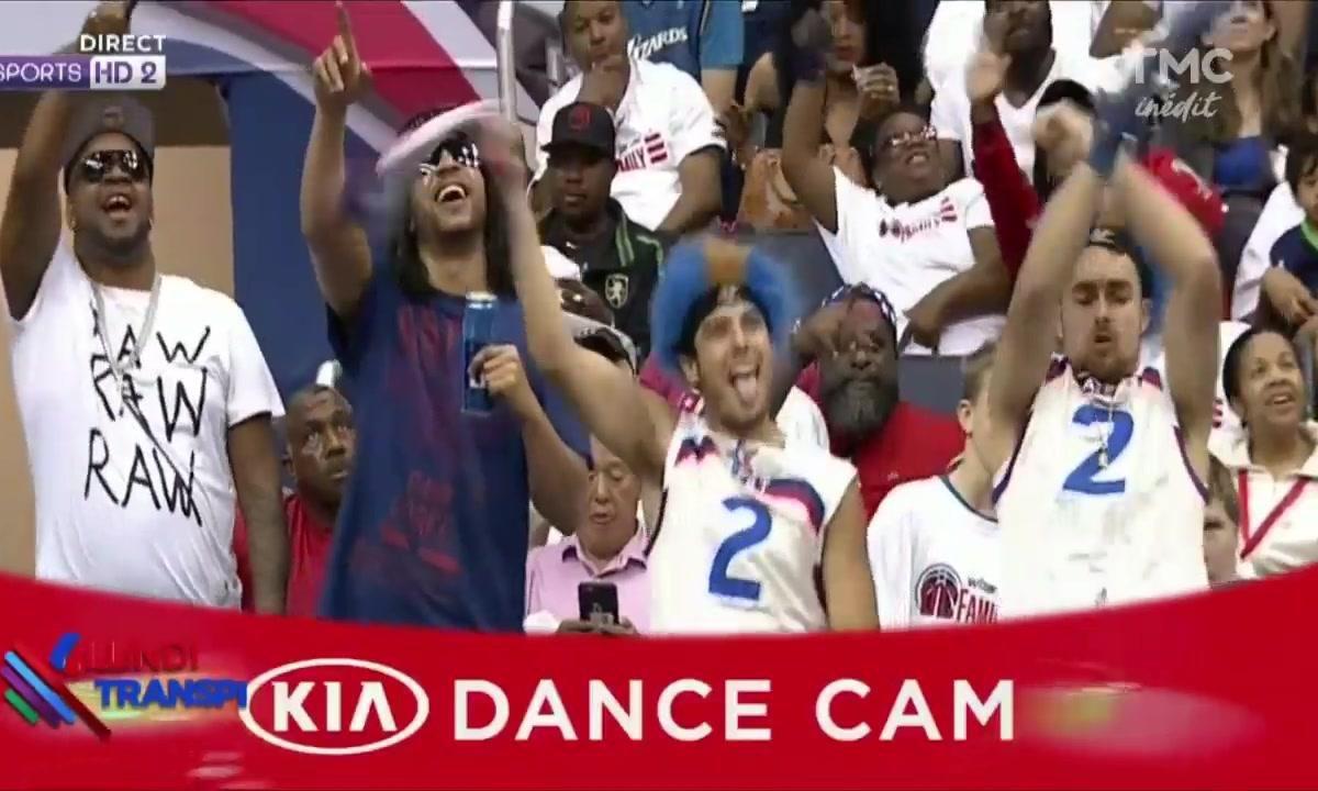 Lundi transpi : NBA, pizza gratos et Red Bull pour tous