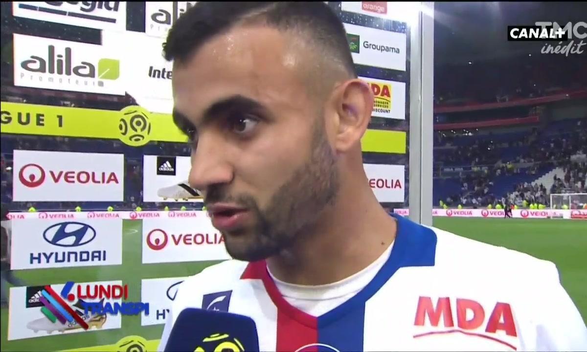 Lundi Transpi revient sur le derby Lyon - Saint Etienne