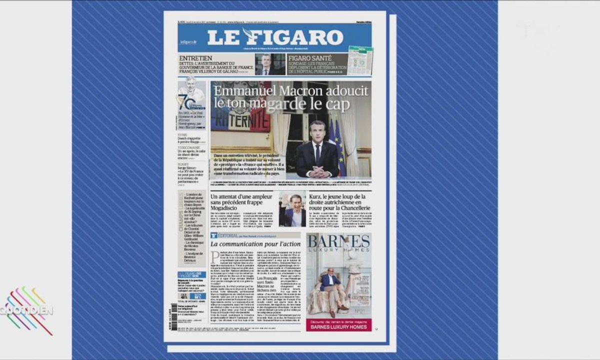Macron sur TF1 : plutôt à droite ou plutôt à gauche ?