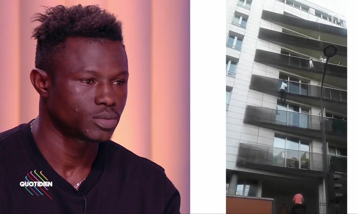 Mamoudou Gassama : le récit d'un sauvetage