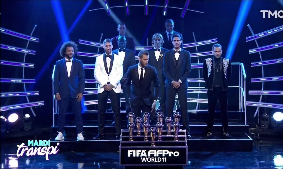 Mardi Transpi : les Oscars du foot