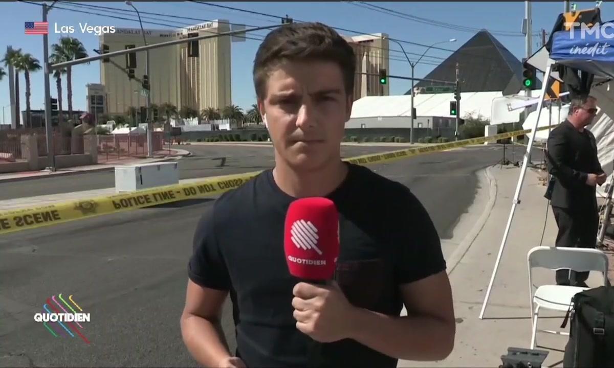 Martin Weill en duplex à Las Vegas après la fusillade