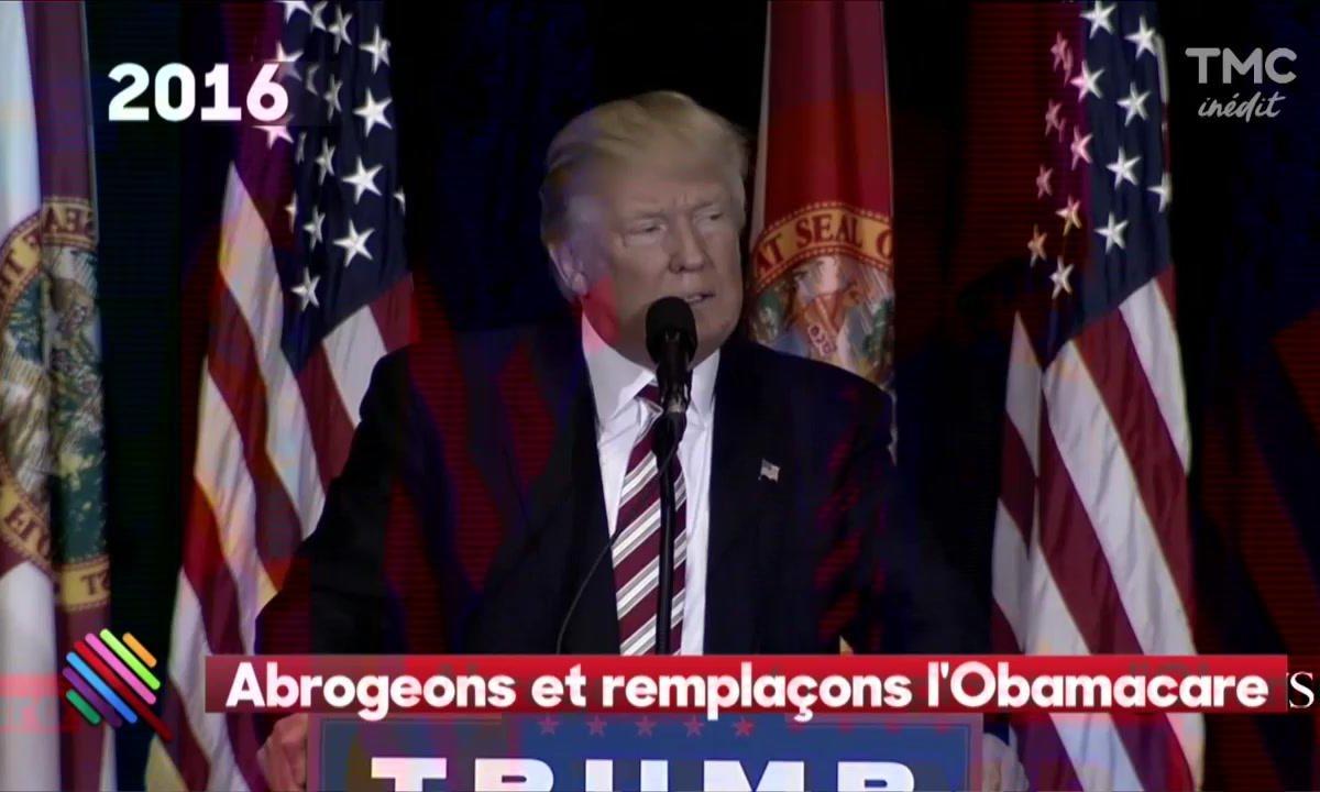 Martin Weill : Trump fessé par son propre camp
