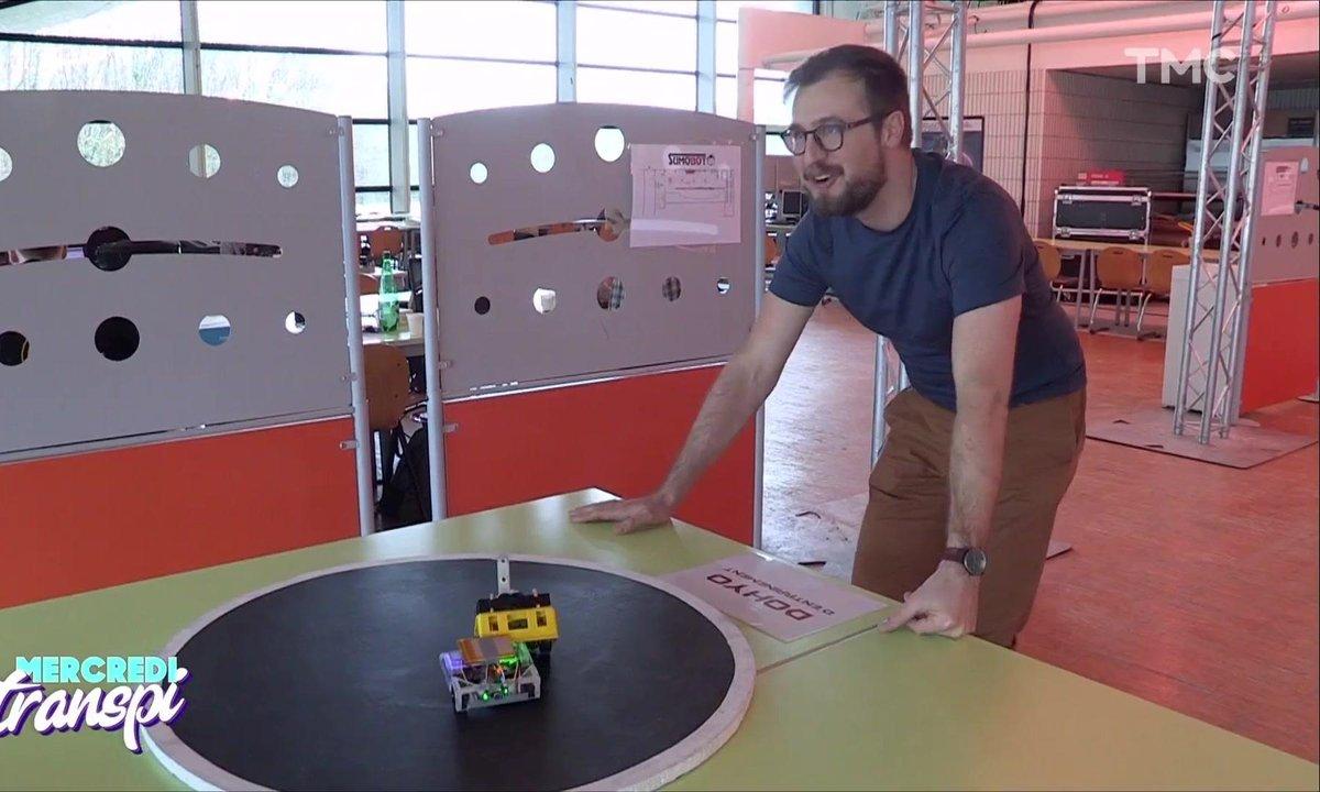 Mercredi Transpi : Battle bot, la baston de robots à la française