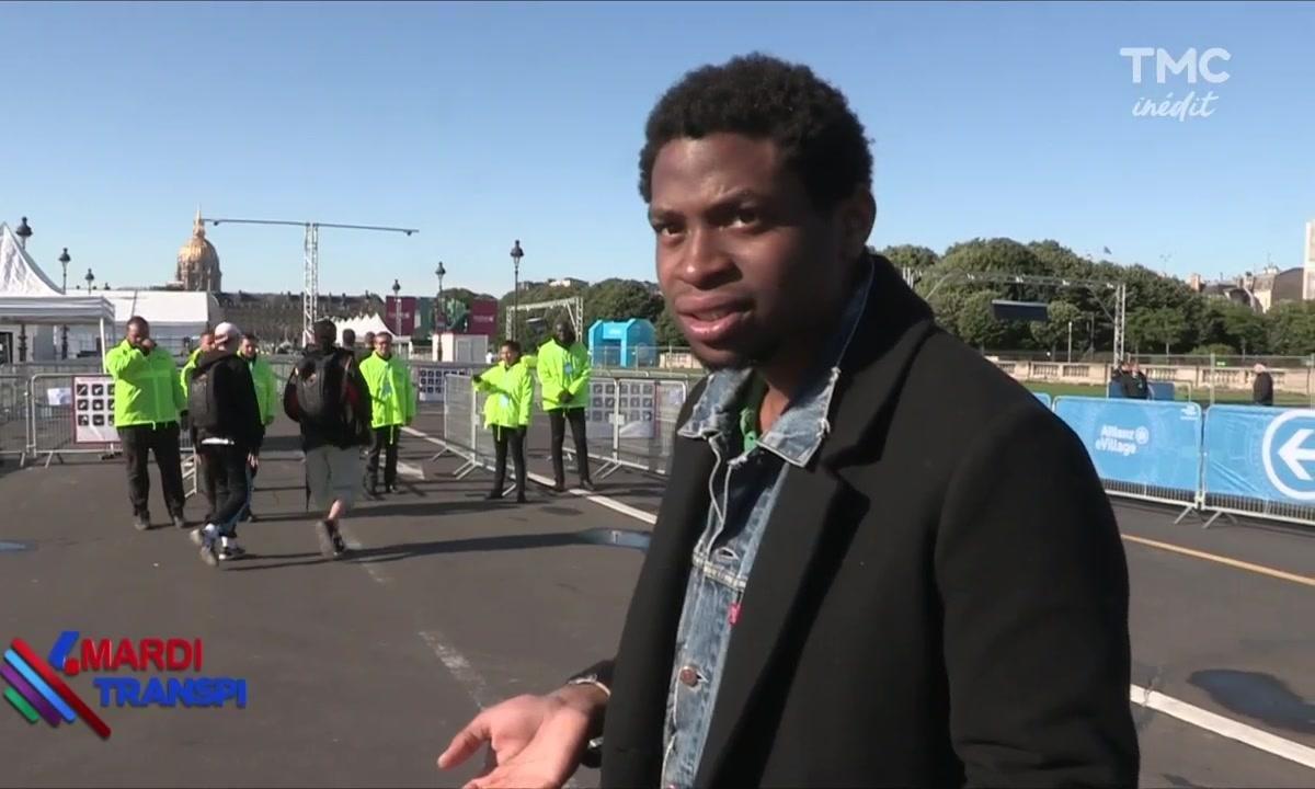 Mardi transpi : gros after au Grand Prix de la voiture électrique