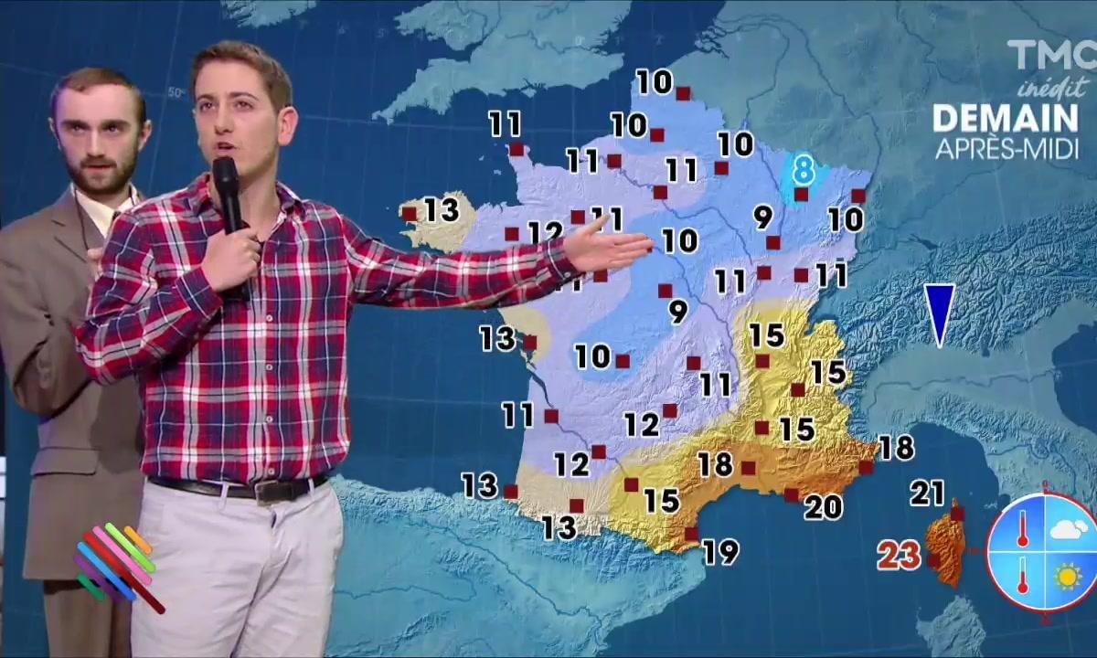 La météo du 04 novembre
