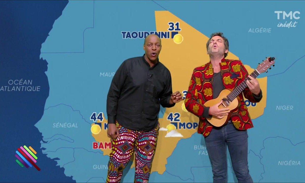 La météo du 10 avril by Matthieu Chedid et Oxmo Puccino