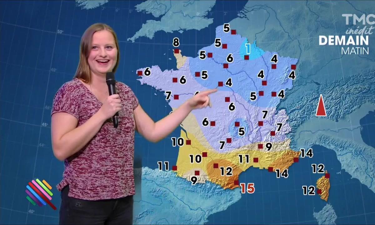 La météo du 12 octobre