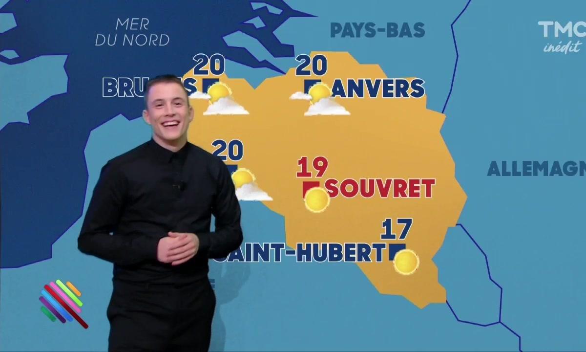 La météo du 29 février par Loïc Nottet