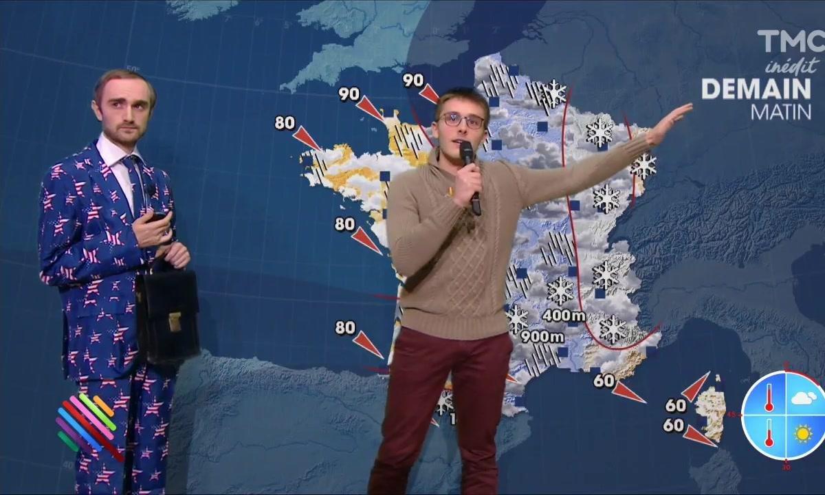 La météo du 8 novembre