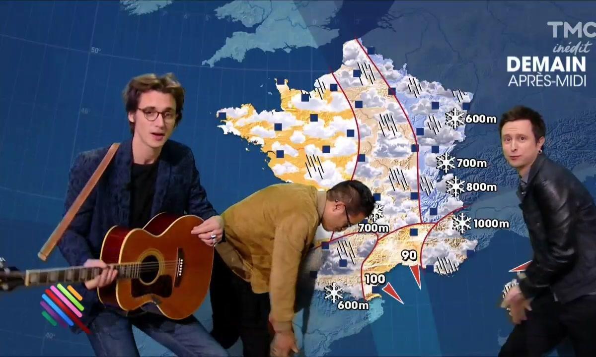 La météo by Radio Elvis