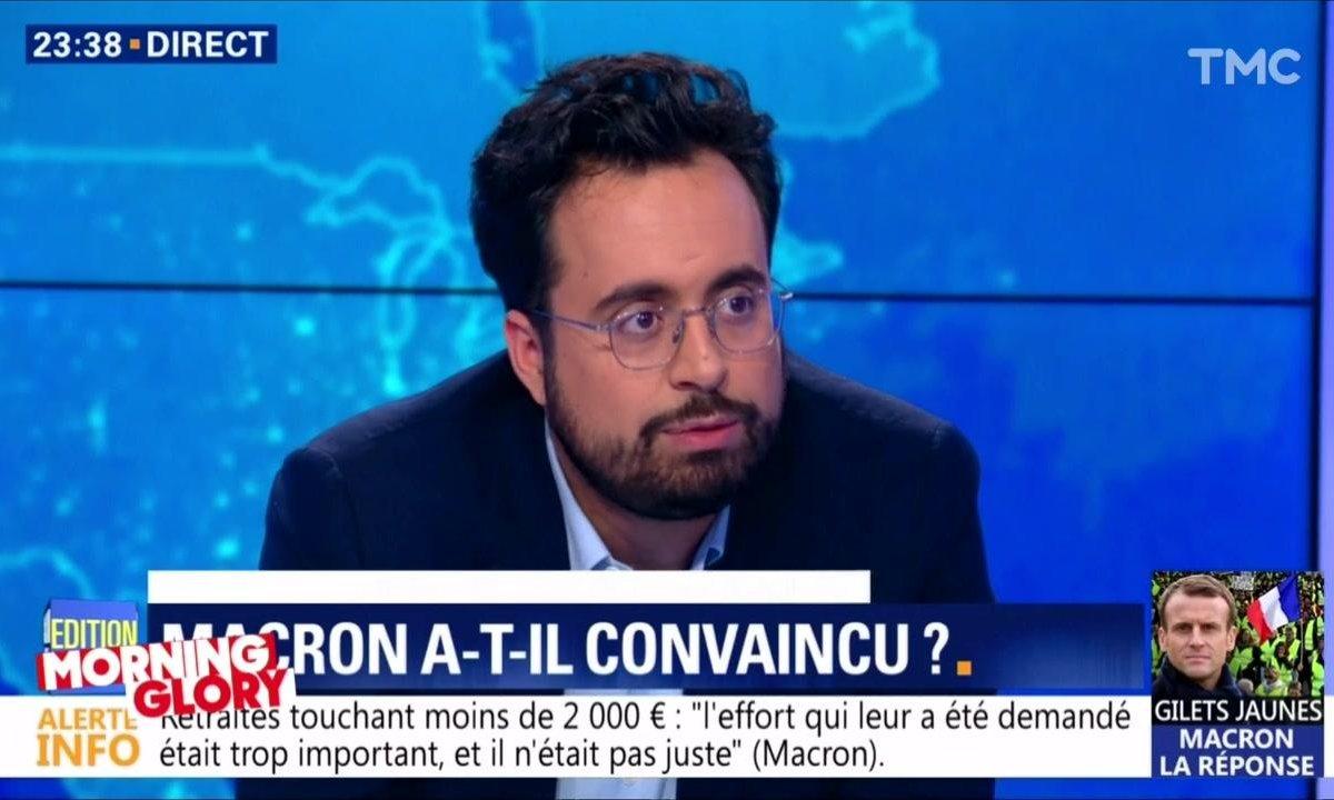 Morning Glory: tous chez Mounir Mahjoubi