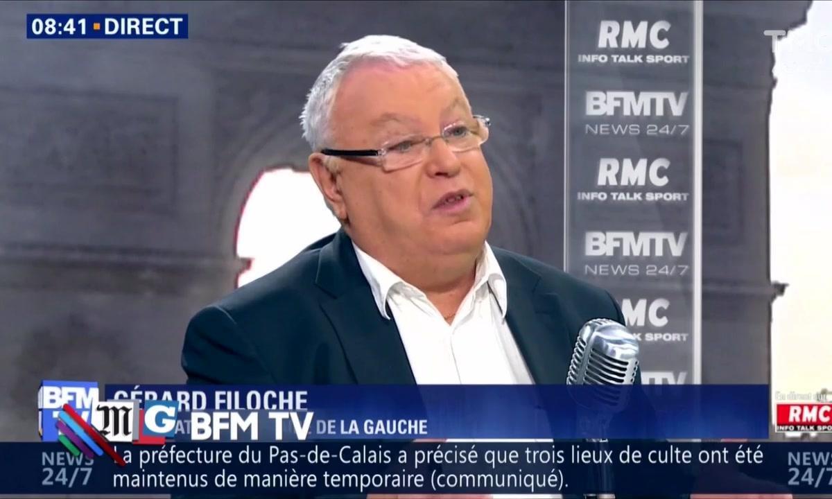 Morning Glory - François Hollande, la pinata humaine