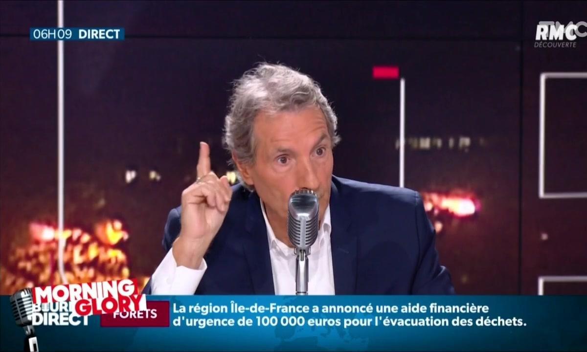 Morning Glory : Jean-Jacques Bourdin pète les plombs