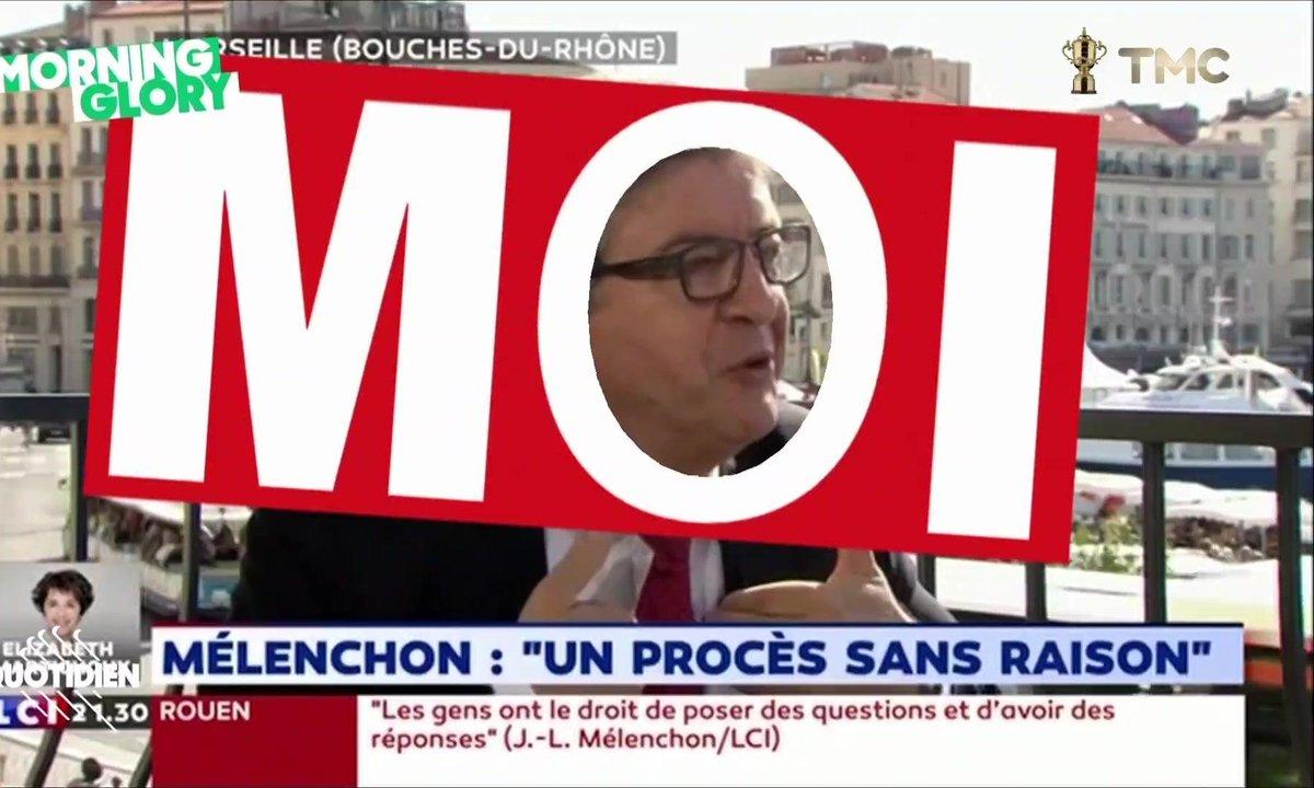 Morning Glory : Jean-Luc Mélenchon a adoré parler de son sujet préféré