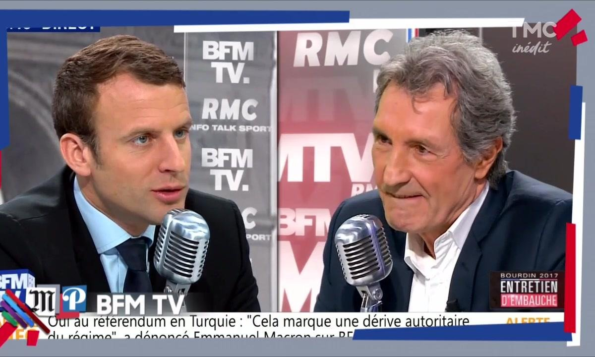 Morning Glory - Joue à Ni Oui ni Non avec Macron